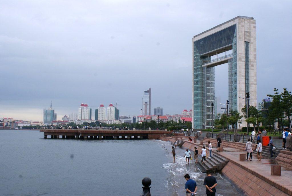 Вэйхай, Китай