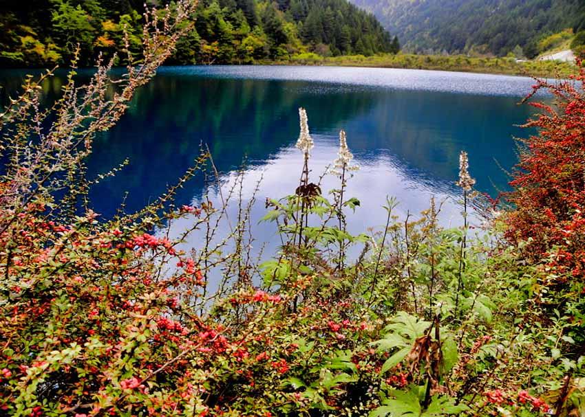 Долина Цзэчава (Дзечава), Китай