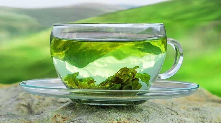 Зеленый чай от депрессии