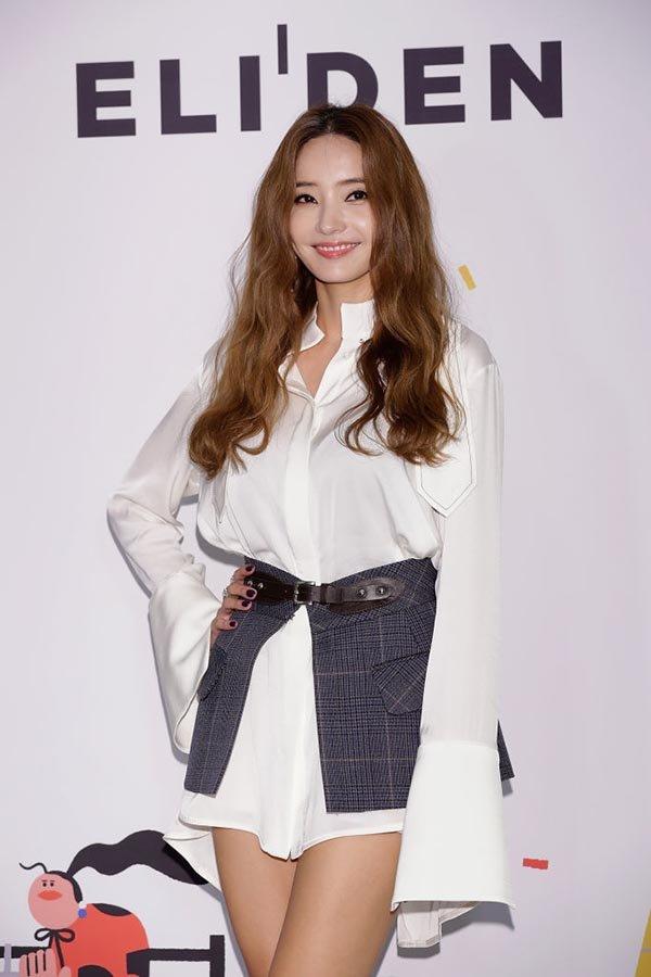 Актриса Хан Чхэён - 38 лет