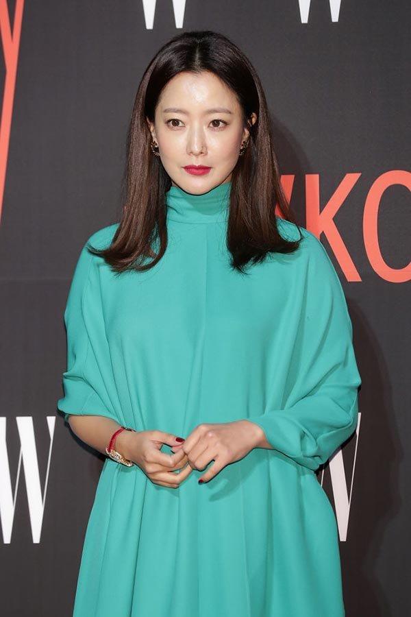 Актриса Ким Хисон - 42 года
