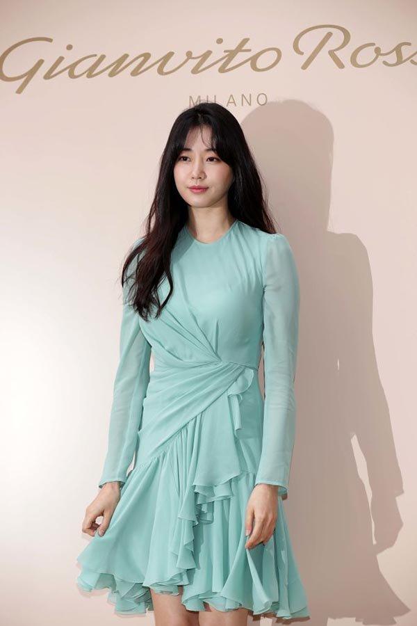Актриса Ким Са-ран - 41 год