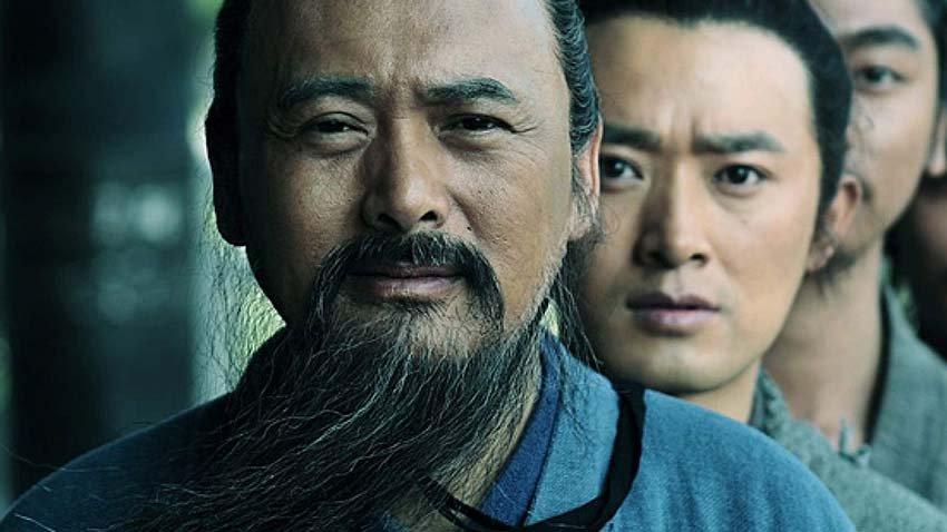 Конфуций (2010) китайский фильм