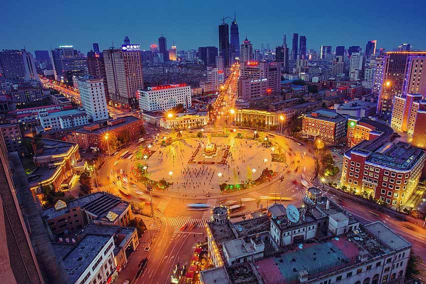 Шеньян - город в Китае