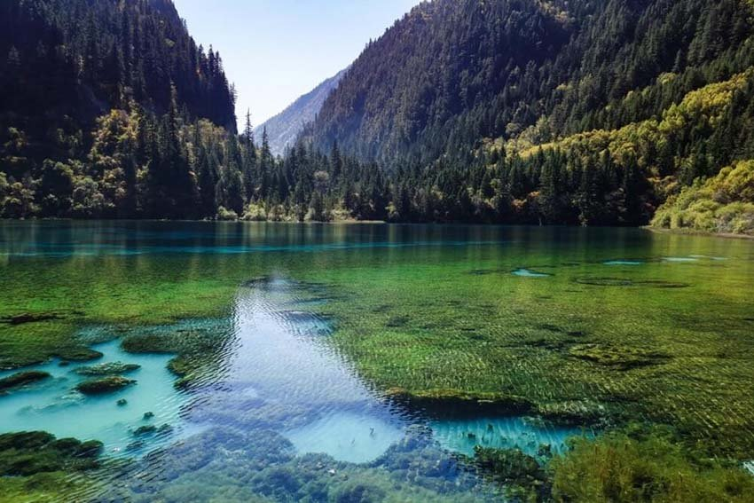 Долина Шучжэн, Китай