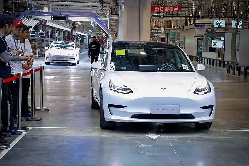 Стратегическое значение Китая для компании Tesla