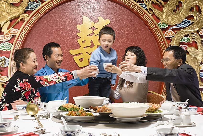 Как считаю возраст в Китае