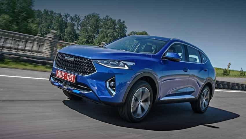 haval f7 - какие китайские автомобили собирают в России