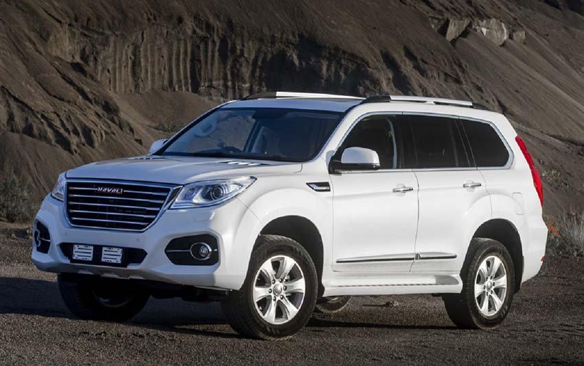Haval H9 - какие китайские автомобили собирают в России