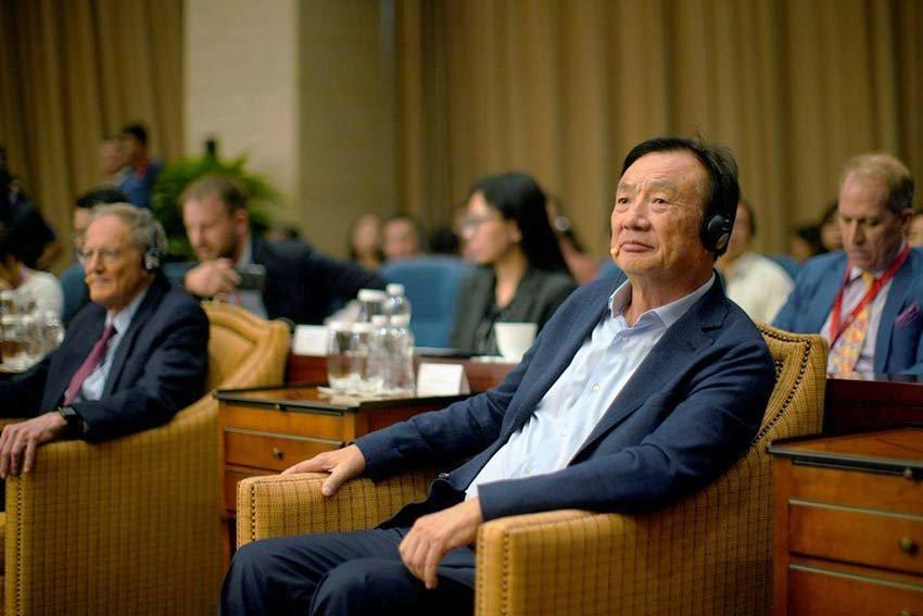 Huawei Жэнь Чжэнфэя