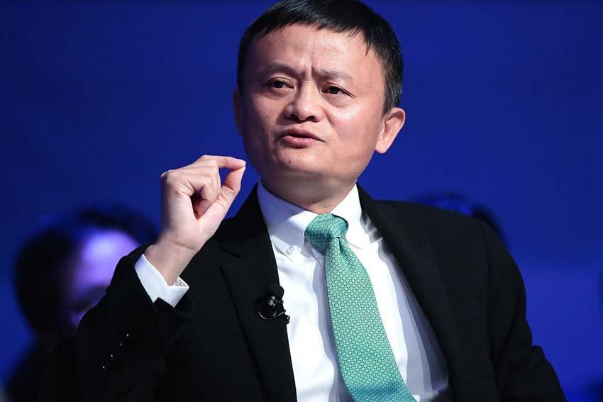 Джек Ма – основатель компании Alibaba