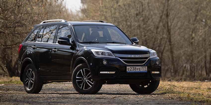 Lifanx60 - какие китайские автомобили собирают в России