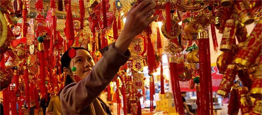 Новогодние каникулы китайцев, сколько в Китае отдыхают на новый год
