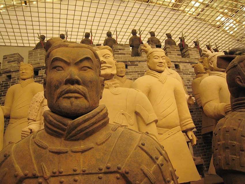 Цинь Шихуан Ди император Китая