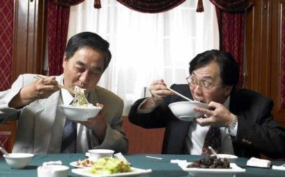 Почему китайцы чавкают во время еды