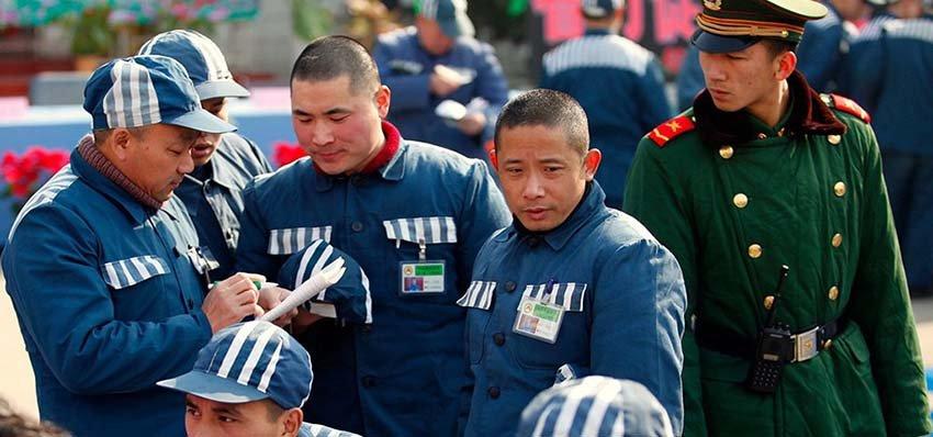 Что в Китае делают с коррупционерами