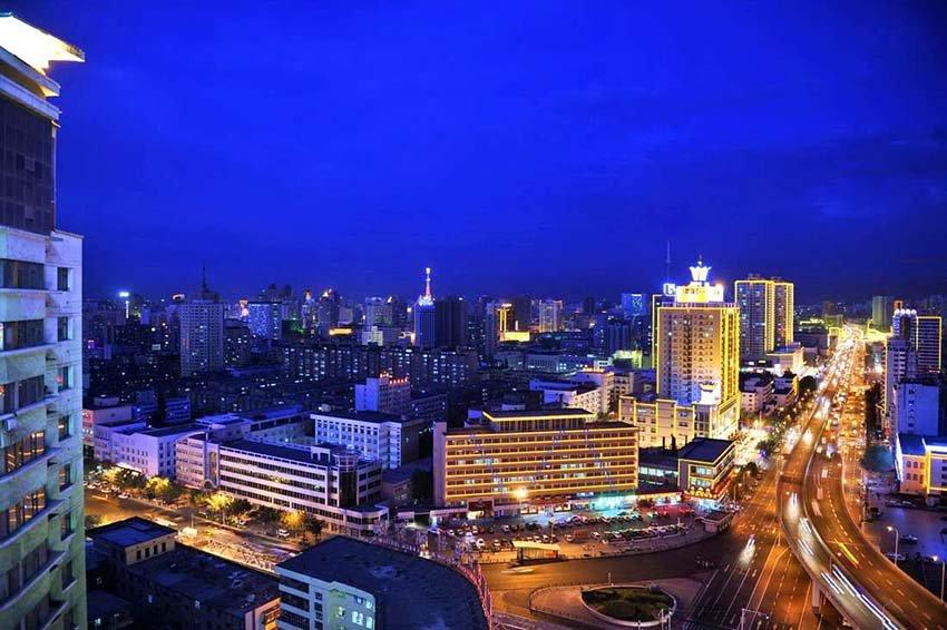 Урумчи - город миллионник в Китае