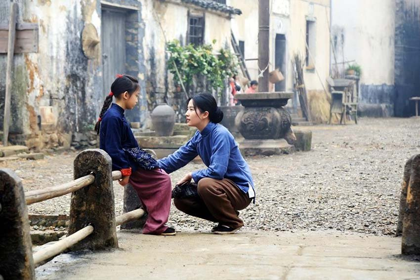 Китайская вдова 2017 г. фильм Китай