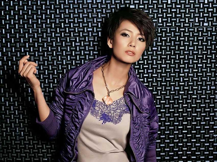 Гао Юаньюань - китайская актриса