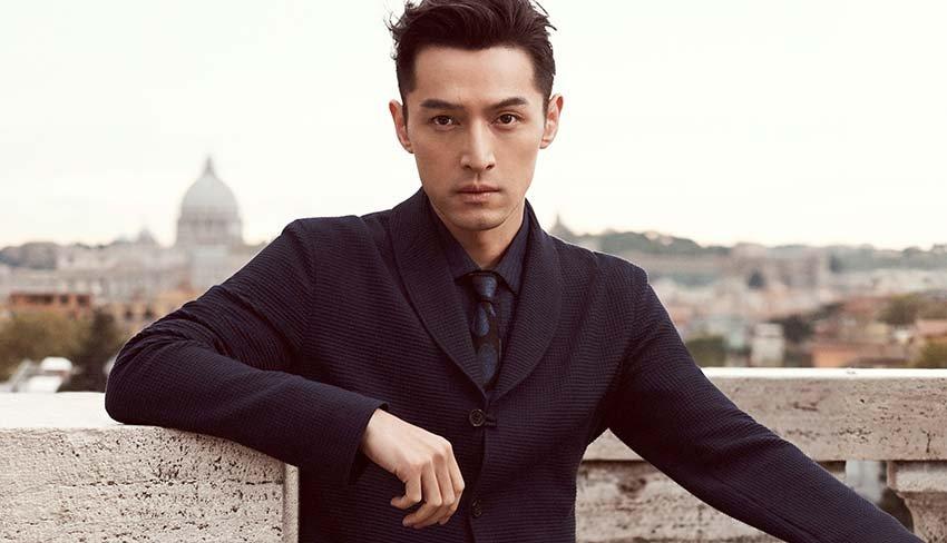 Ху Гэ - китайский актер