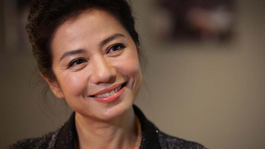 Чери Чунг - китайская актриса