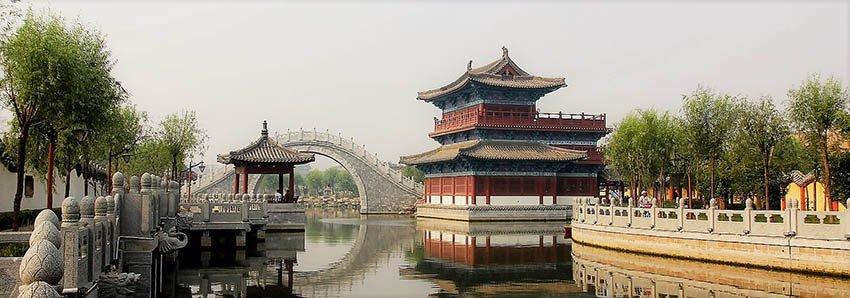 Кайфэн - древнейший город в Китае