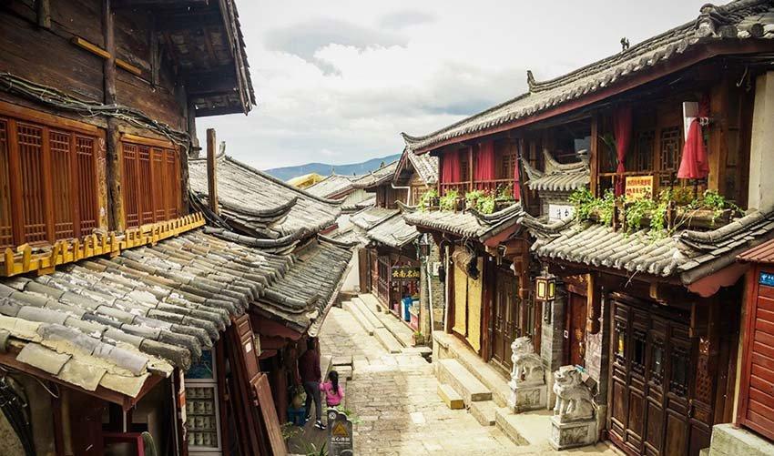 Лицзян - древнейший город в Китае