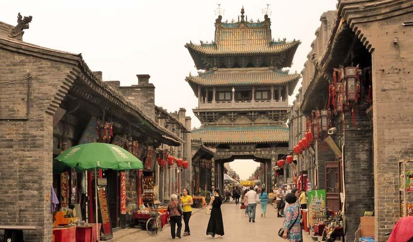 Пинъяо - древнейший город в Китае