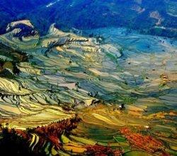 Магнетические пейзажи Юаньян