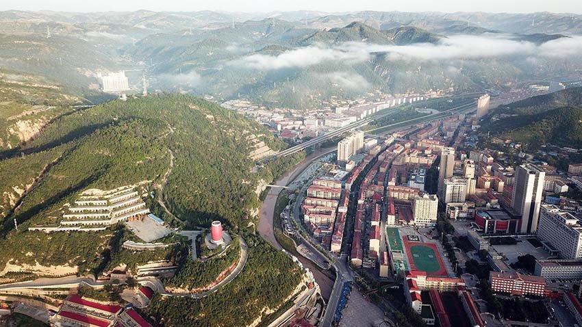 Яньань - древний город в Китае