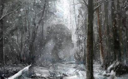 Йерен — китайский снежный человек